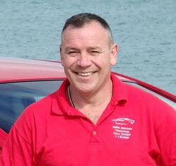 Instructor Martin Brett